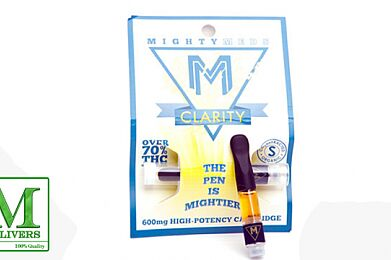 Mighty Meds-Clarity .5g Cartridge