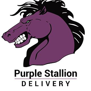 Purple Stallion Delivery