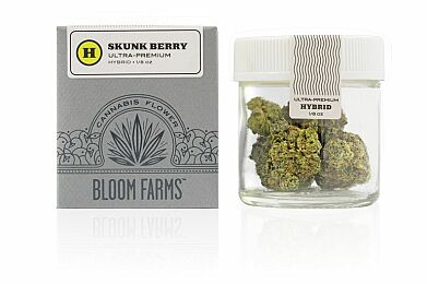 Bloom Farms Skunk Berry - Ultra Premium Flower - Bloom Farms
