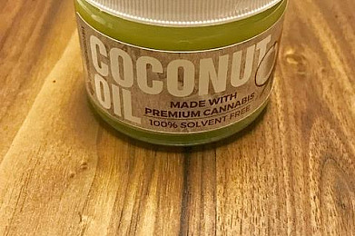 Coconut Oil - Evergreen Organix