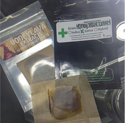 Honey Lava Extracts - Blue Dream Concentrates, Order Weed Online ...