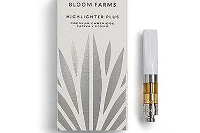 Bloom Farms Highlighter Plus Sativa Cartridge
