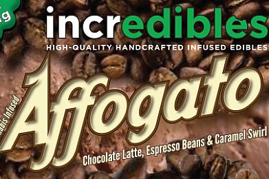 incredibles Affogato 300mg - MED