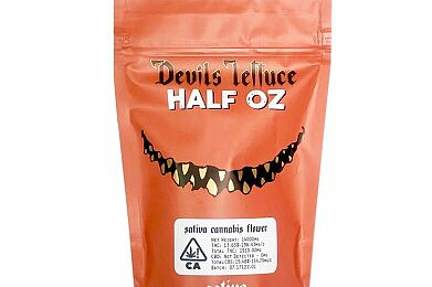 Devils Lettuce 1/2 oz. Bag - Sativa