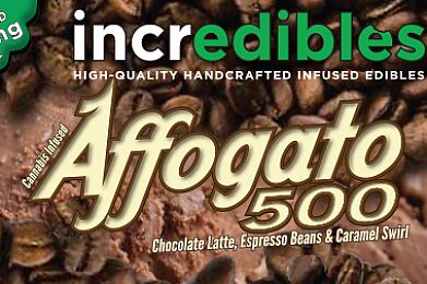 incredibles Affogato 500mg - MED
