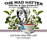 The Mad Hatter Coffee and Tea Co.