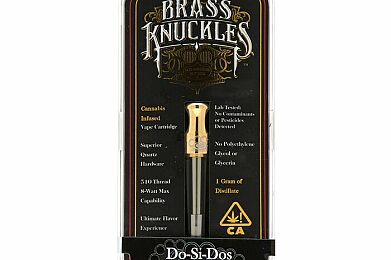 Brass Knuckles Do-Si-Dos Cartridge