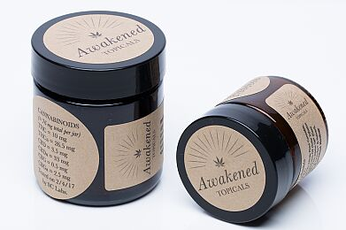 Balm (25ml) by Awakened Topicals