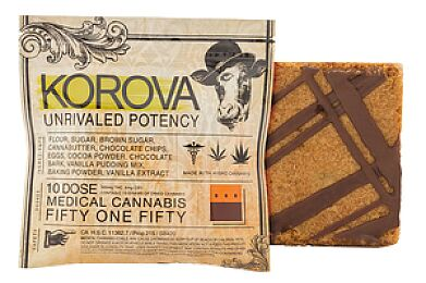 FIFTY ONE FIFTY BAR - 500MG THC