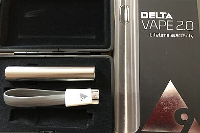 Deltavape Battery Lifetime replacement warranty