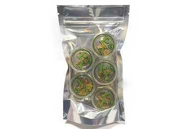 5 gram Bargain Pack - Pure Xtracts