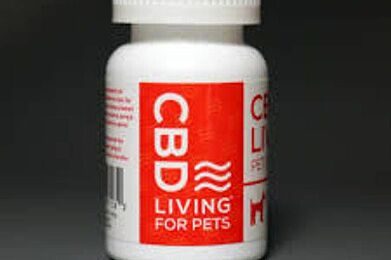 CBD Living Pet Capsules