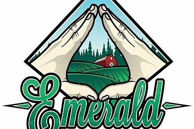 Emerald Family Farms - Chocolate Hashberry