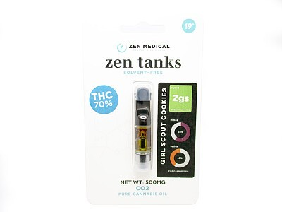 Zen Tank - Girl Scout Cookies Vapes, Order Weed Online From