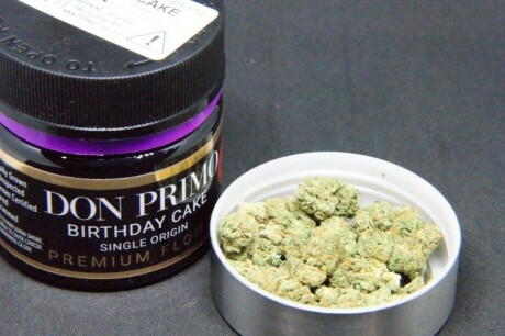 Birthday Cake By Don Primo Marijuana Order Weed Online From Strain