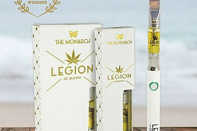 Legion of Bloom Monarch Carts - (make selection in comments)