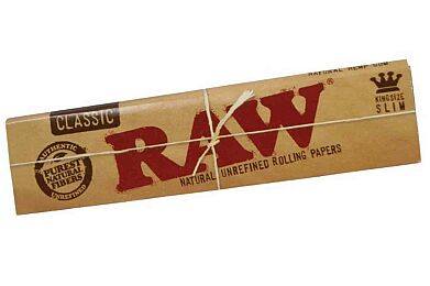 RAW - King Size Rolling Papers (32pc)