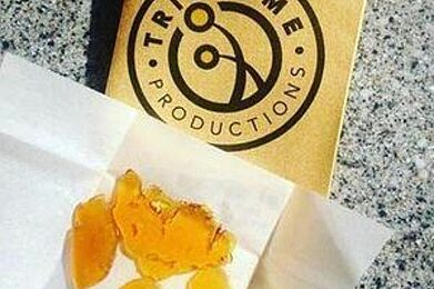 PURPLE PUNCH SHATTER BY TRICHOME PRODUCTIONS