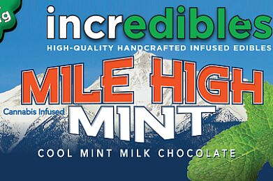 incredibles Mile High Mint 300mg - MED
