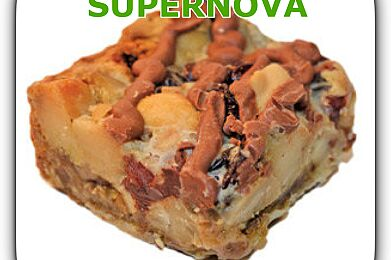 Dr. Robert's | Cherry Supernova Bar (800mg THC)