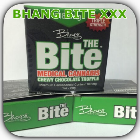 Bhang Bite | Triple Strength (180mg)