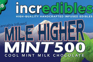incredibles Mile Higher Mint 500mg - MED