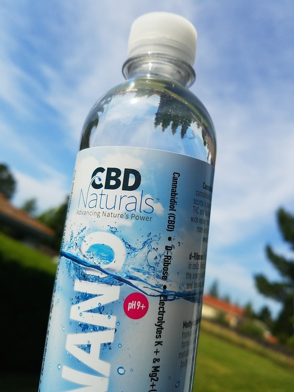 Cbd Naturals Nano Water Edibles Order Weed Online From