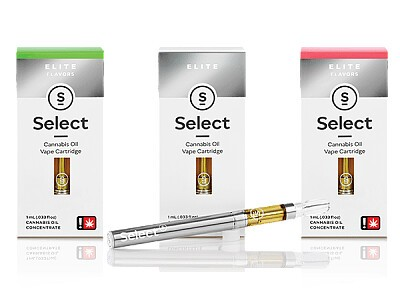 Select Oil Mimosa - Elite - 1g Vapes, Order Weed Online From
