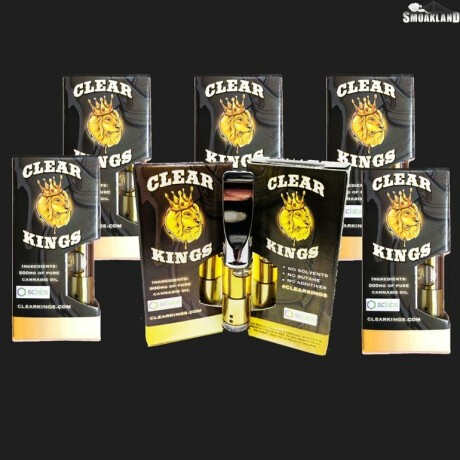 Merry Cart Mas Special 7 Clear Kings Package Deal 99 Concentrates