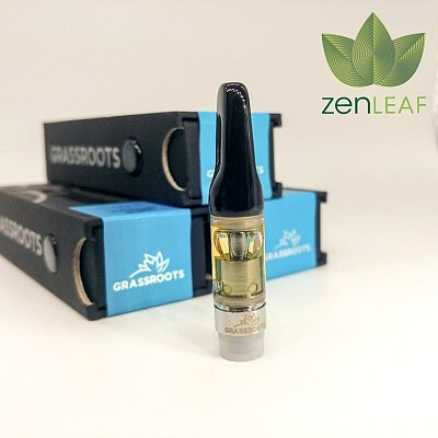 Lemon Grenades Cartridges By Grassroots Concentrates, Order