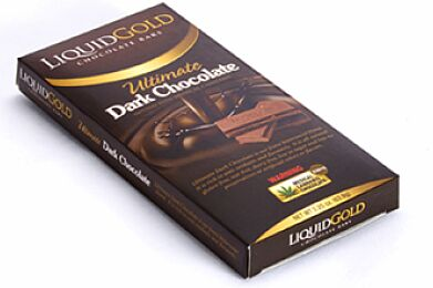 Liquid Gold Milk Chocolate Bar (6 Servings)