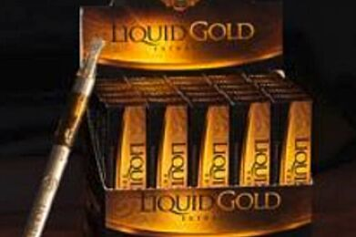 Liquid Gold Oil Extract - Indica