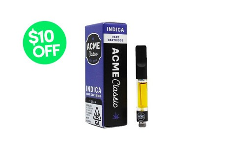 $10 Off ACME Blackbelt OG! Banner